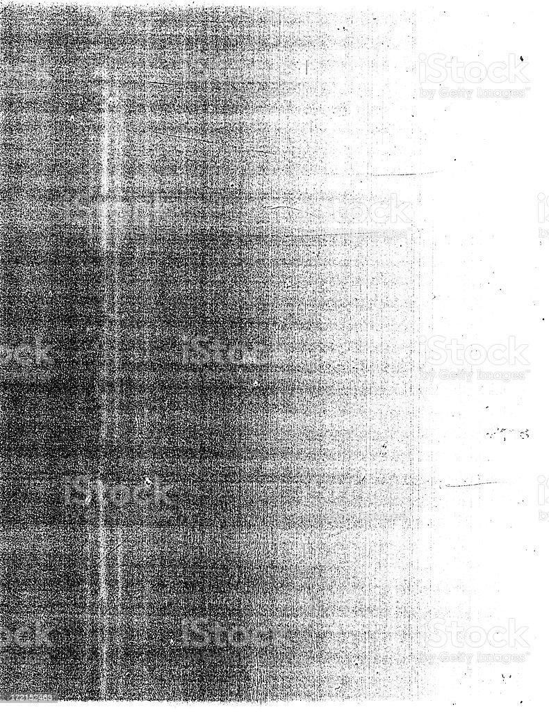 Screen Print Texture stock photo
