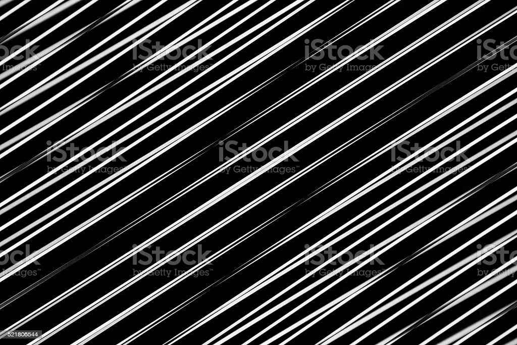 Screens with slots scattering light. Tilt double exposure chiaroscuro-style photo stock photo