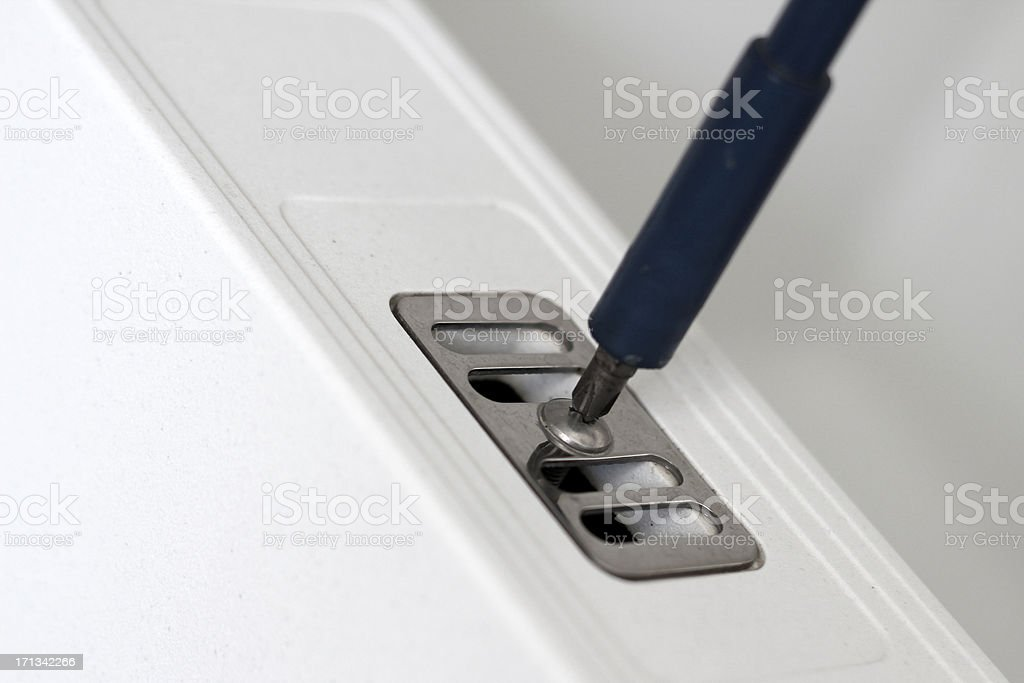 Screwdriver stock photo