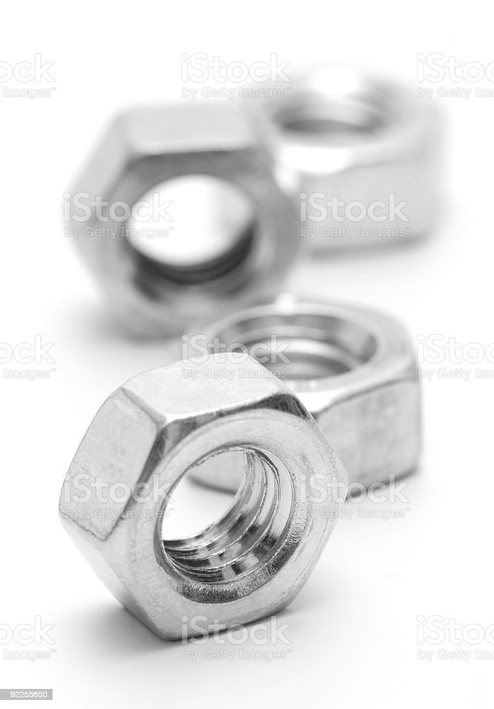 screws royalty-free stock photo