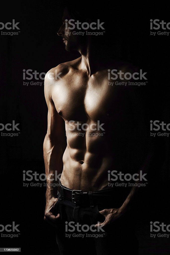 Sculpted to perfection royalty-free stock photo