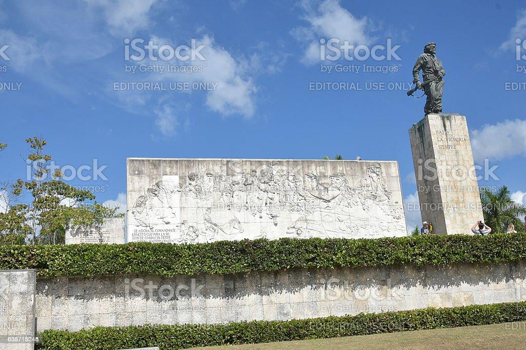 Sculpture Memorial Complex stock photo