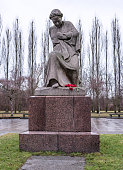 Sculpture of the Mother - Homeland in Treptow Park