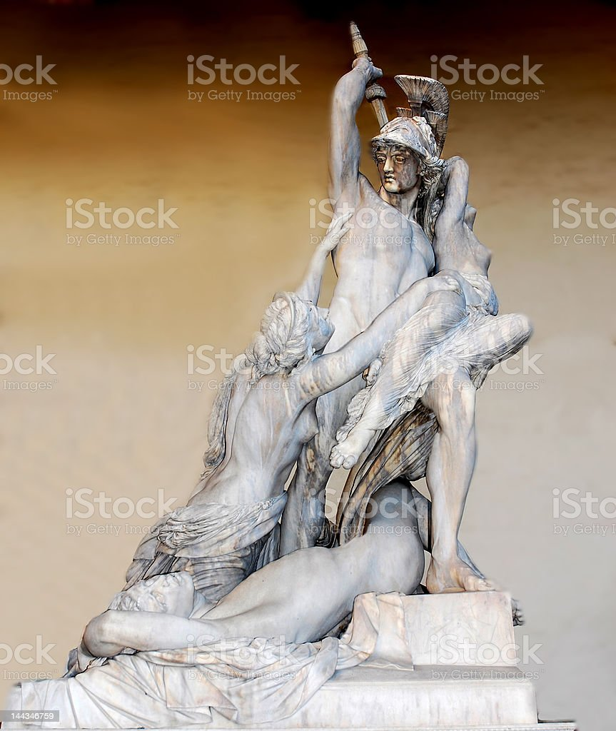 Sculpture royalty-free stock photo