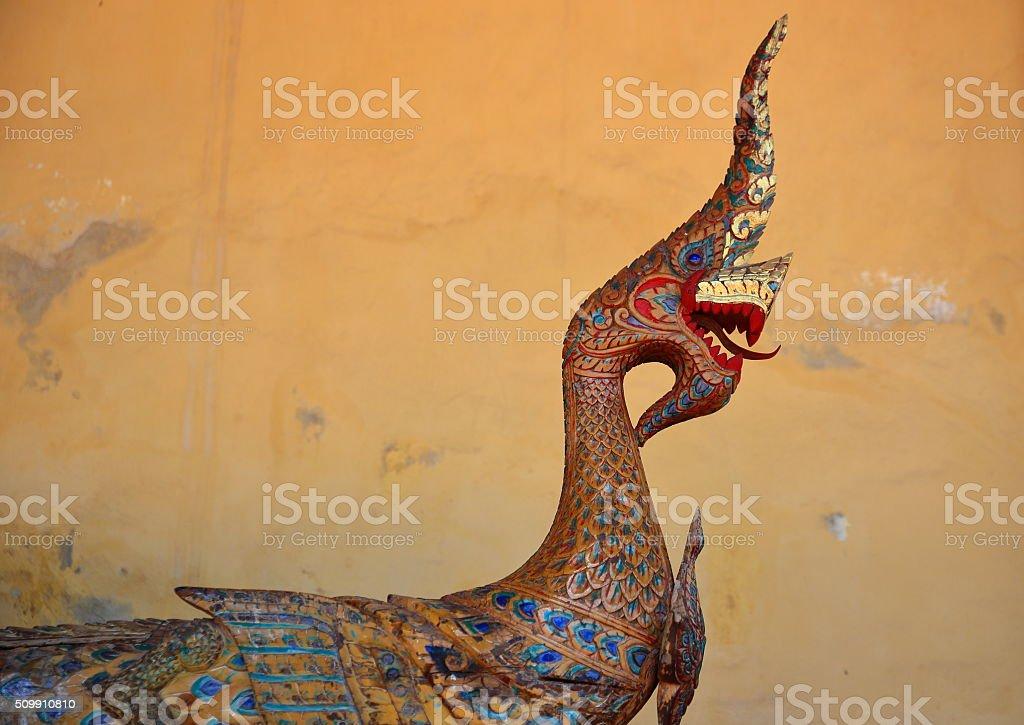 sculpture-wat sisaket stock photo