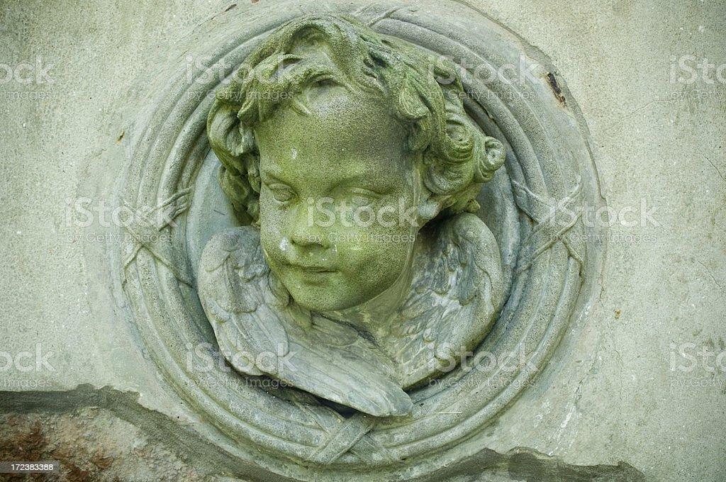 Sculputure stock photo