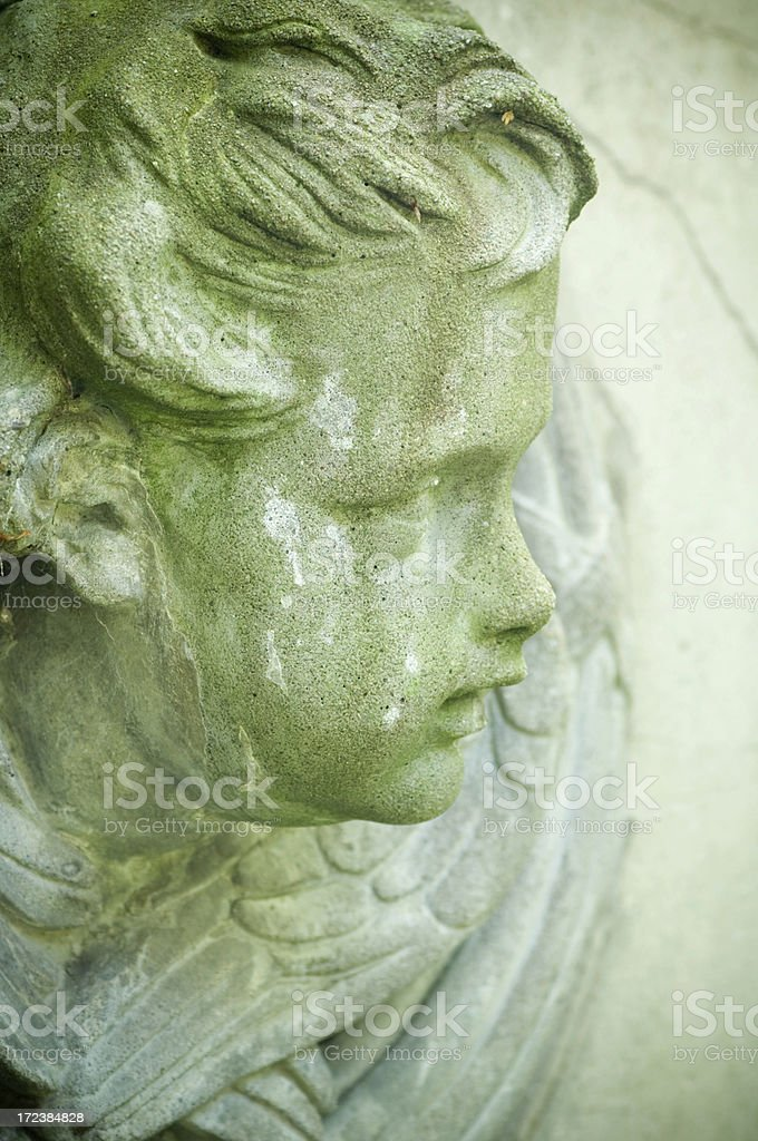 Sculputure royalty-free stock photo
