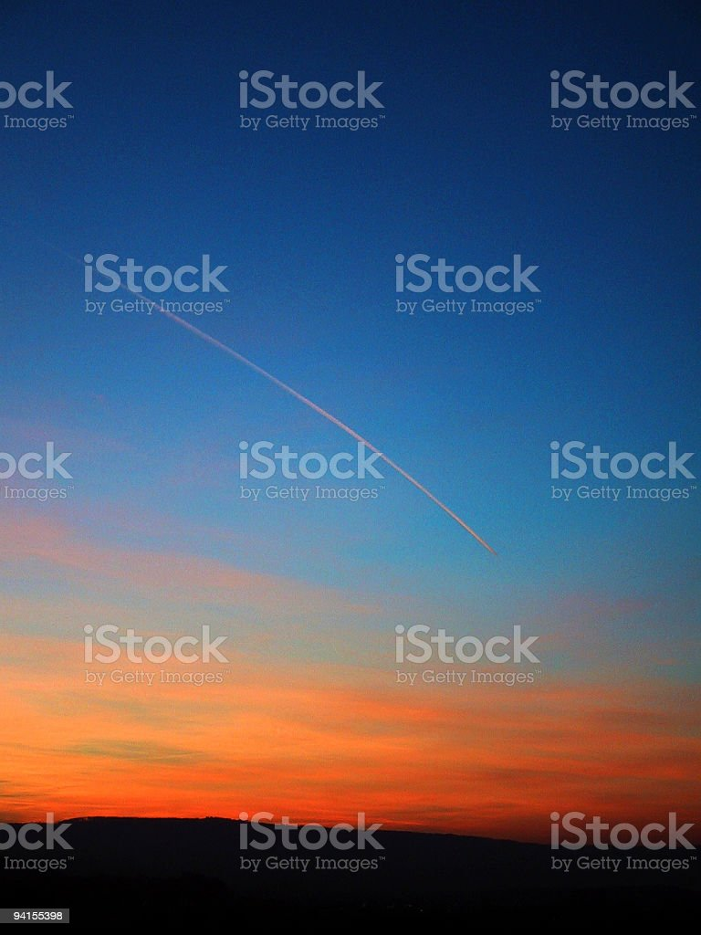 sdp-real-sky-003 royalty-free stock photo