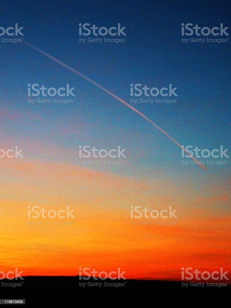 sdp-real-sky-004 royalty-free stock photo