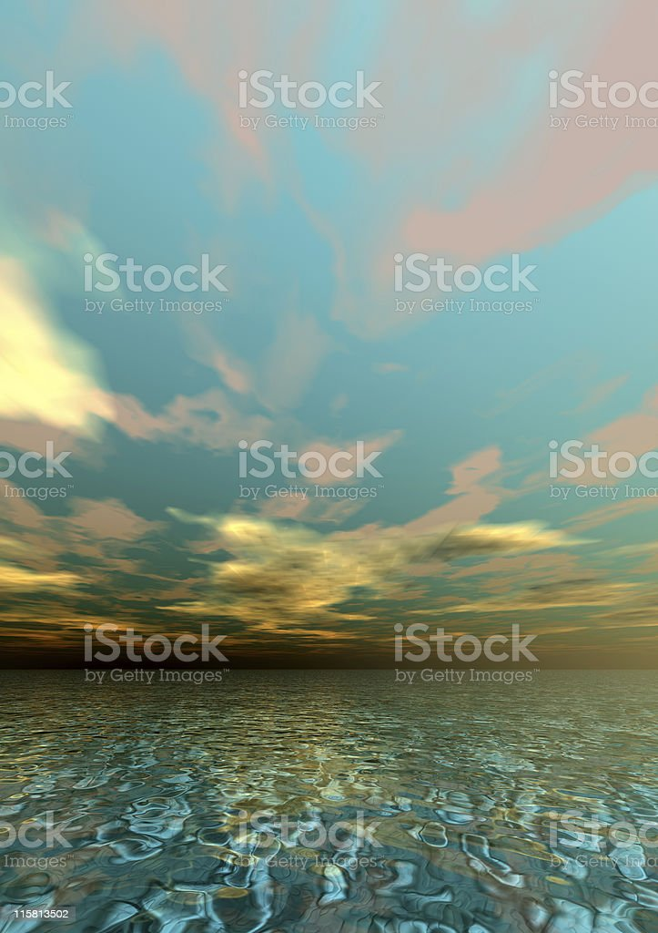 sdp-sky-045 royalty-free stock photo