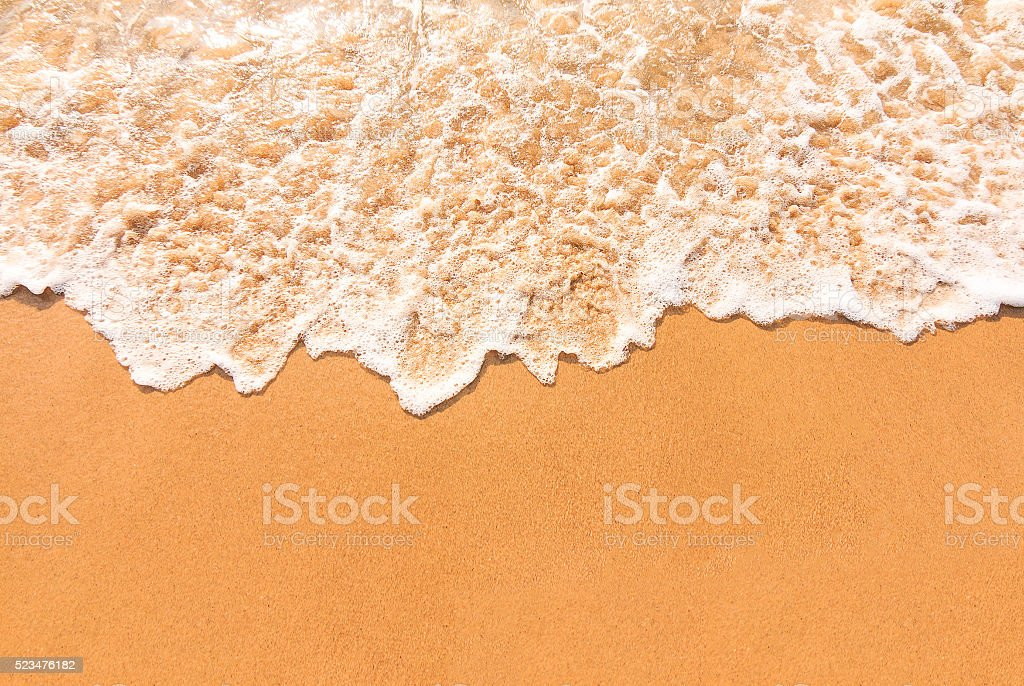 sea beach relaxation landscape stock photo