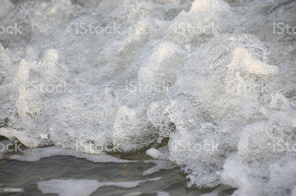 Sea Beach Wave stock photo