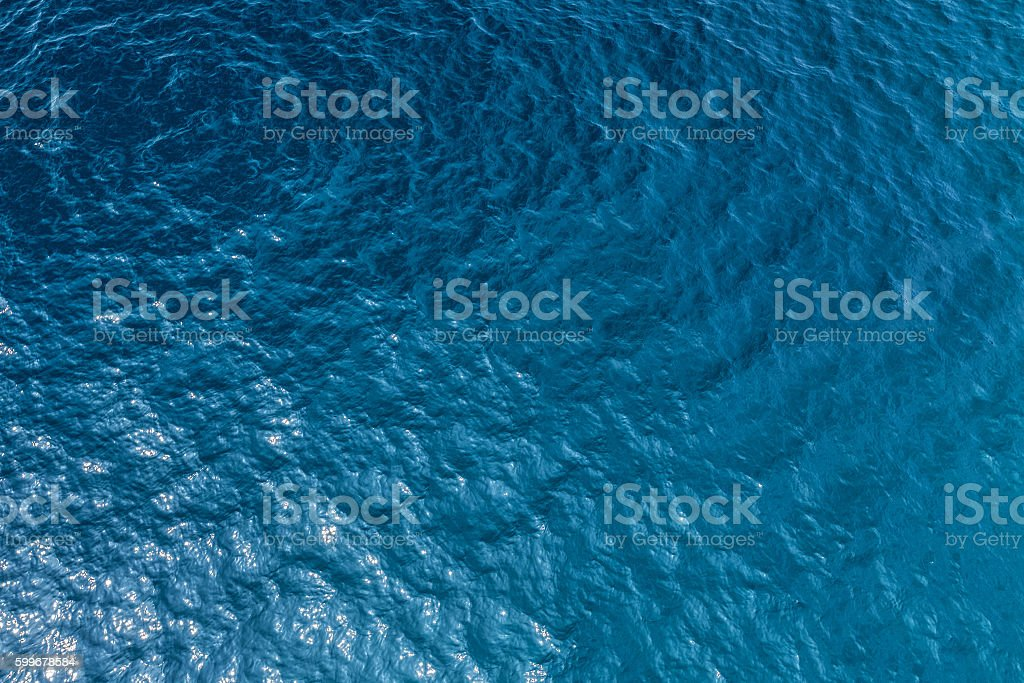 Sea floor stock photo