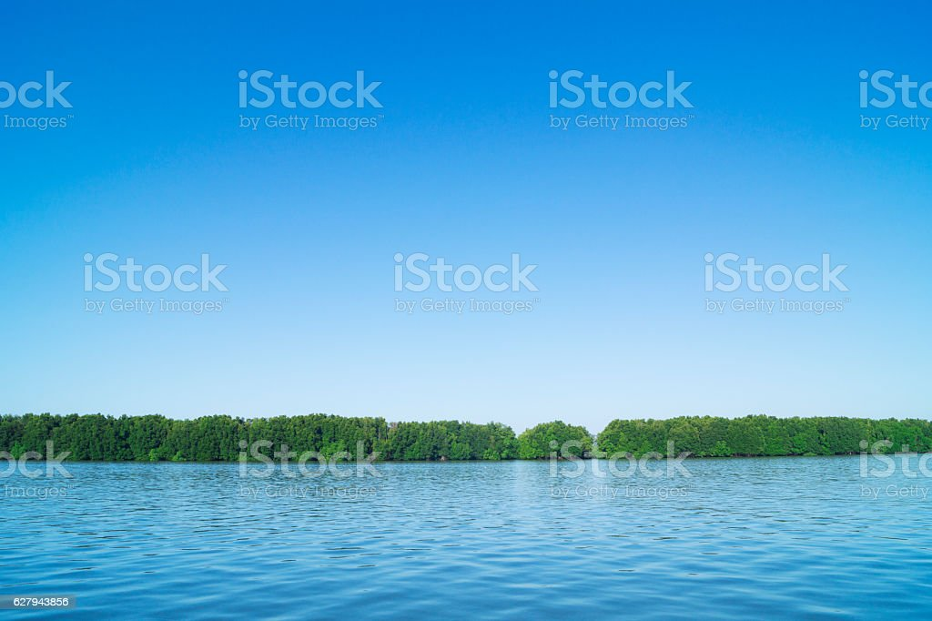 sea in Thailand stock photo
