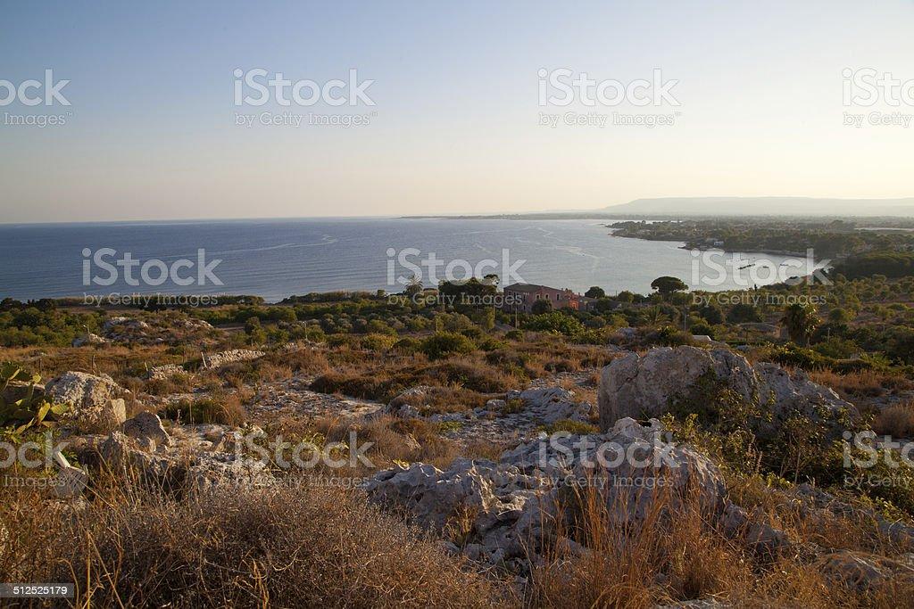 Морской пейзаж Стоковые фото Стоковая фотография