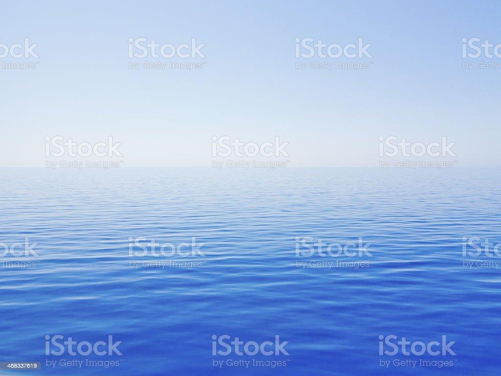 Sea Lanscape image stock photo
