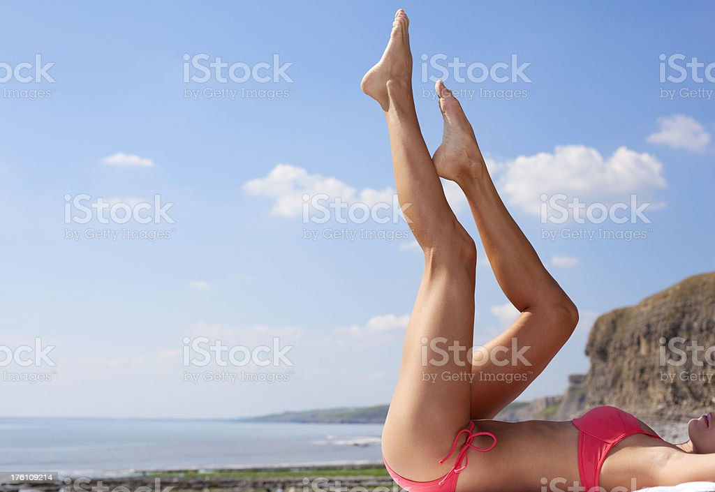 sea legs royalty-free stock photo