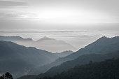 Sea of Clouds / Mar de Nubes