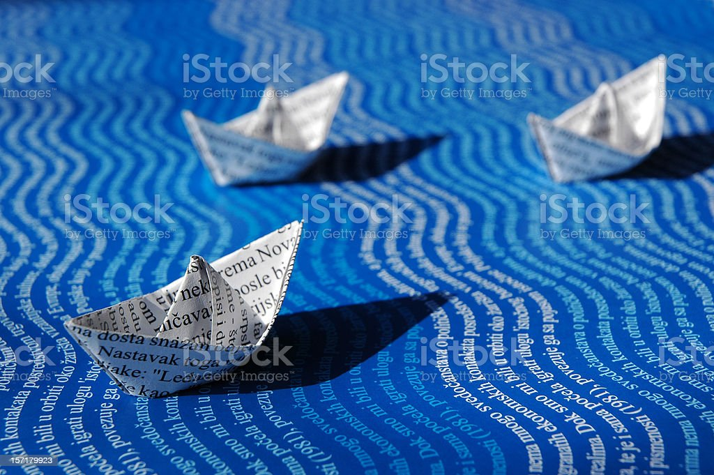 sea of letters part 1 royalty-free stock photo