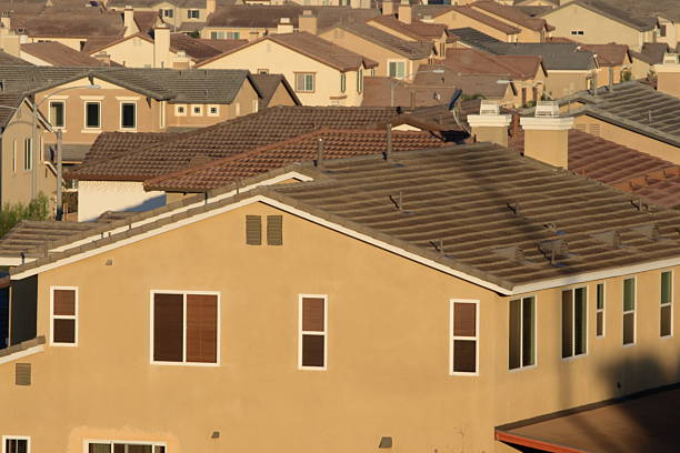 Tract Housing Pictures Images And Stock Photos Istock