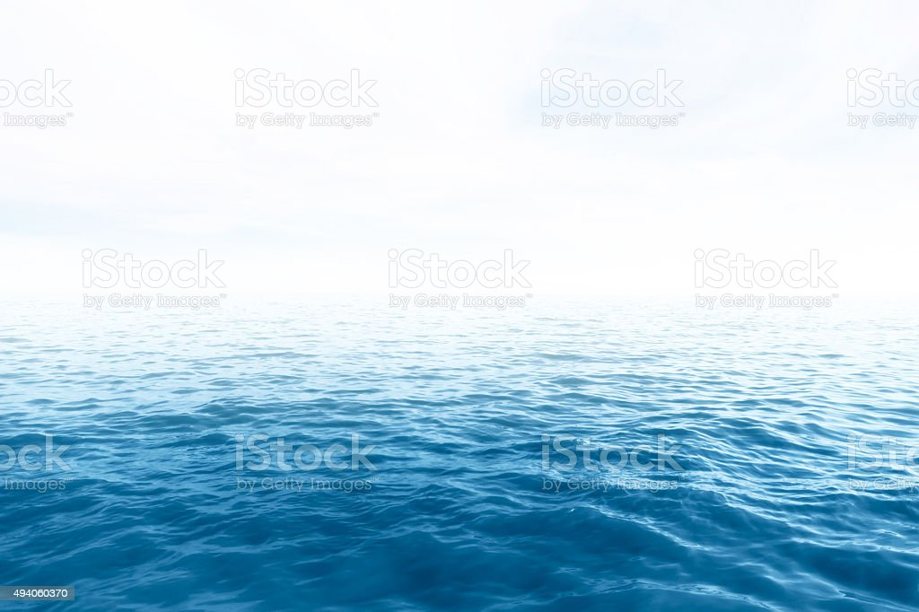 Sea stock photo
