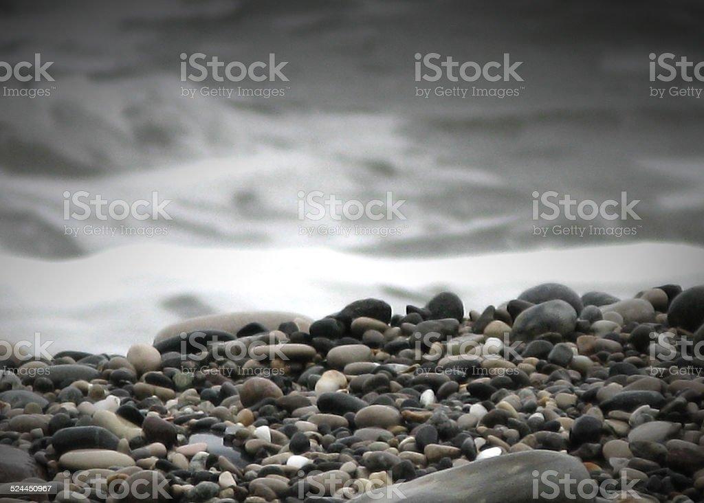 La mer photo libre de droits