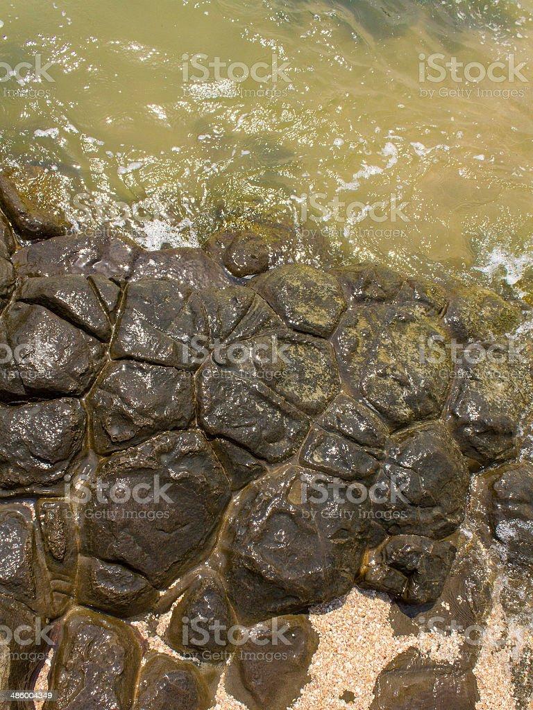 Sea Rocks stock photo
