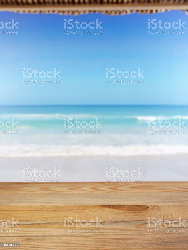 sea side stock photo