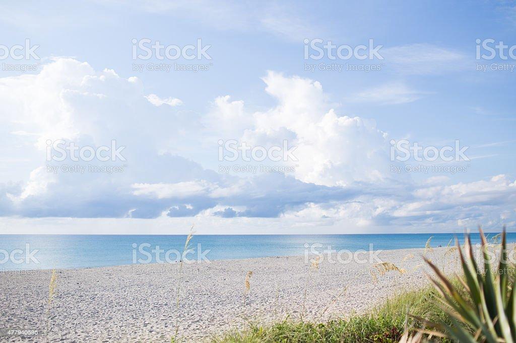 Sea Sight stock photo