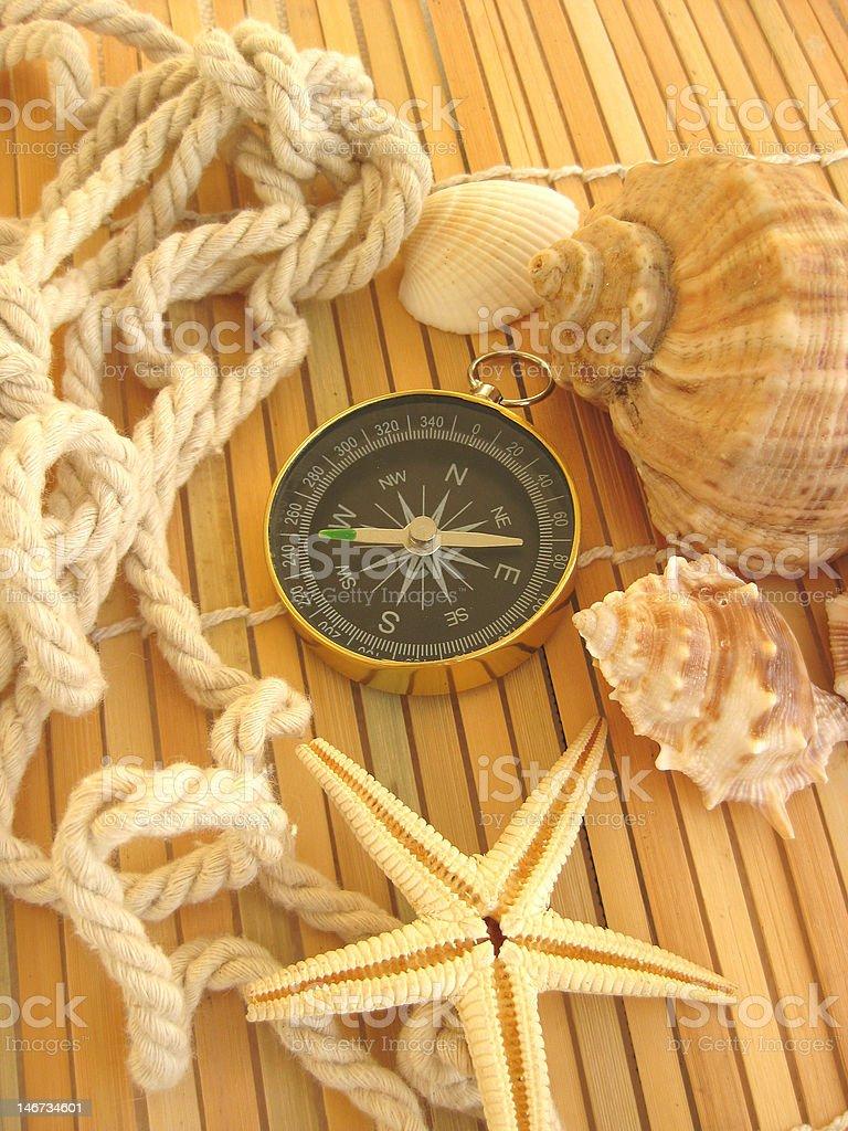 海の静物 ロイヤリティフリーストックフォト