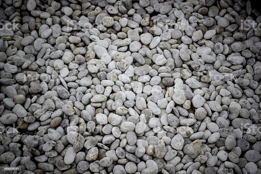 Sea stones background. royalty-free stock photo