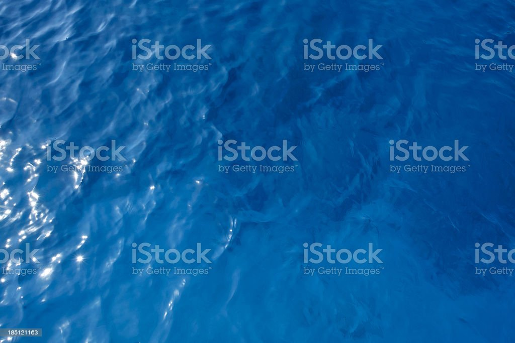 sea texture stock photo