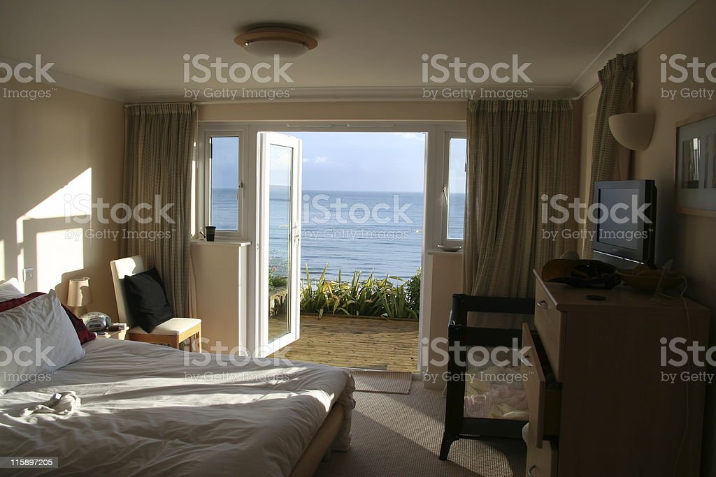 Sea View royalty-free stock photo