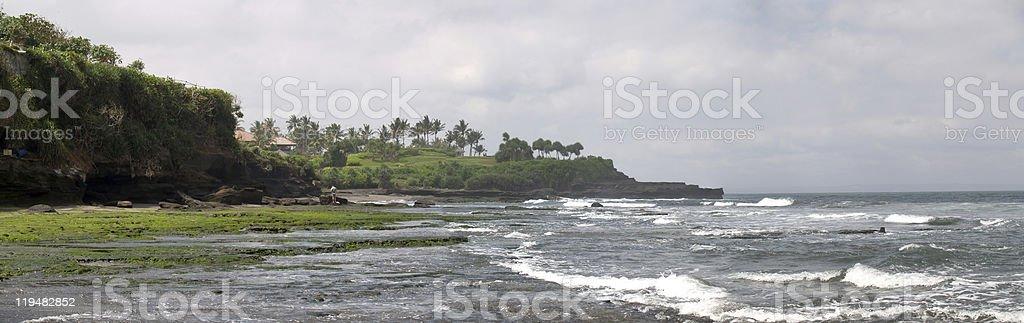 seacoast stock photo