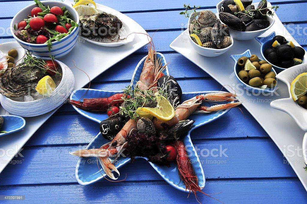 해산물 royalty-free 스톡 사진