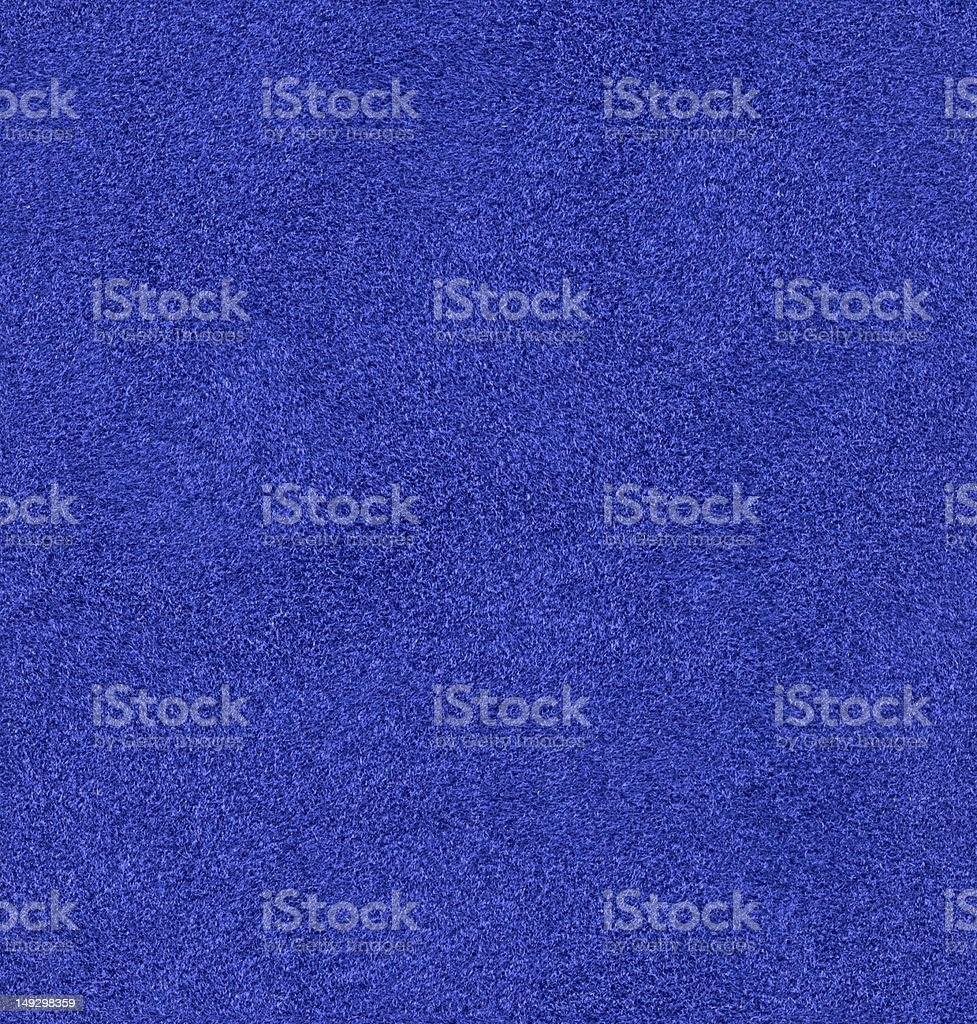 Seamless Blue Felt background royalty-free stock photo