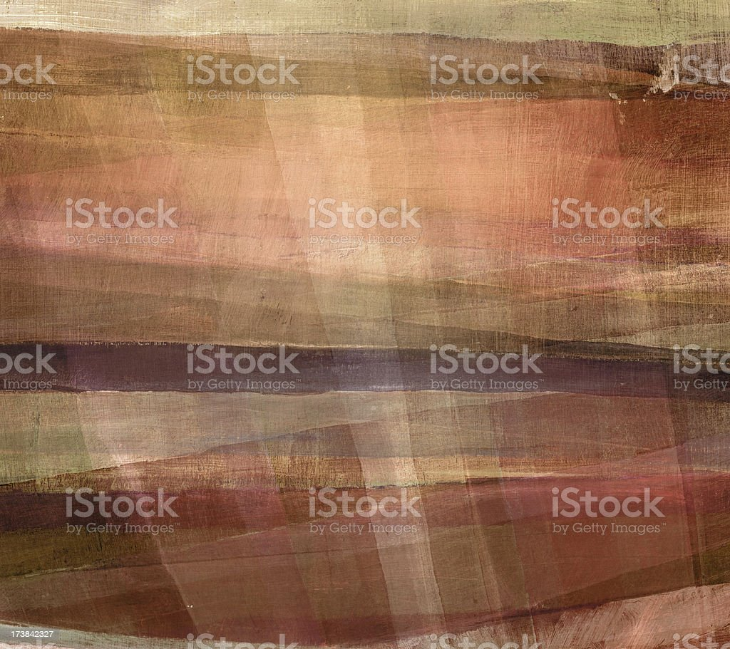 Seamless brown and rust painted background royalty-free stock photo