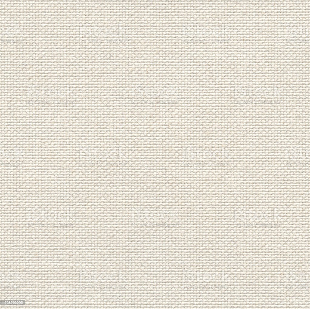 Seamless canvas background stock photo