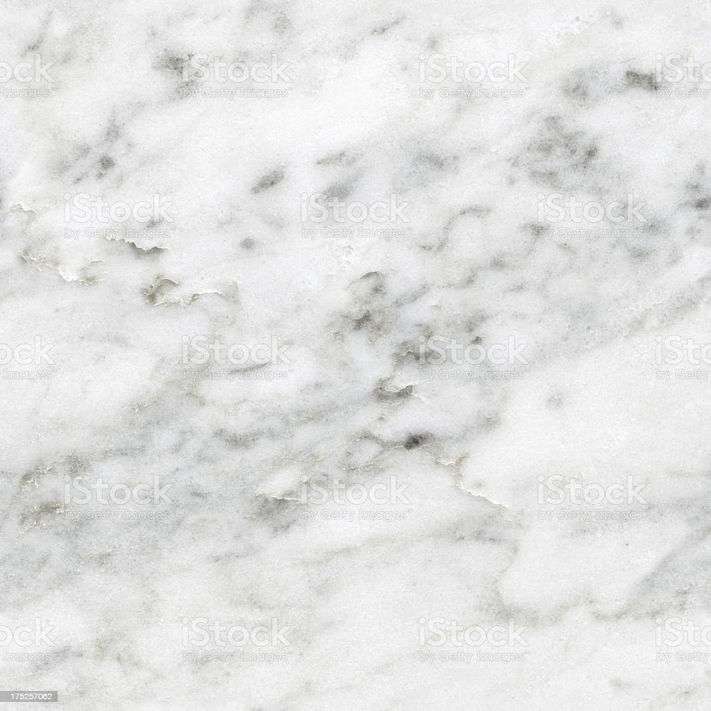 Seamless Carrara Marble royalty-free stock photo