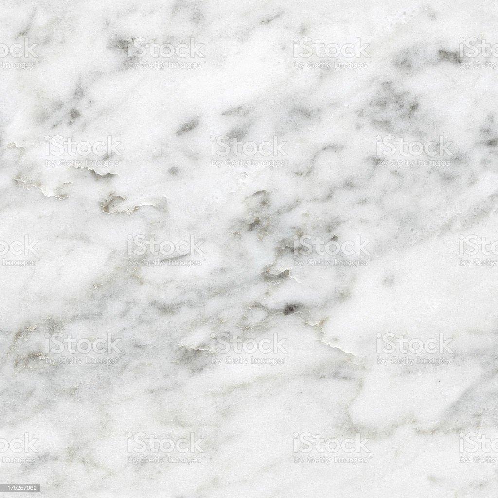 Seamless Carrara Marble stock photo
