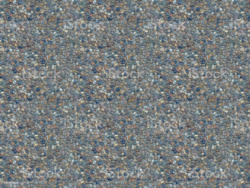 Seamless Cobblestone Texture royalty-free stock photo