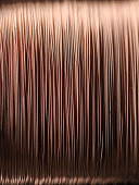 Seamless copper wire background pattern