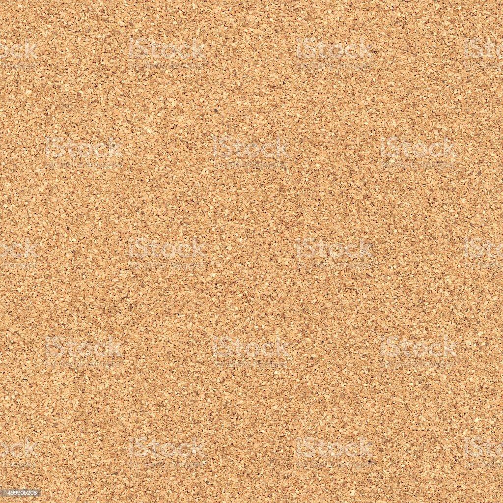 Seamless cork texture background stock photo