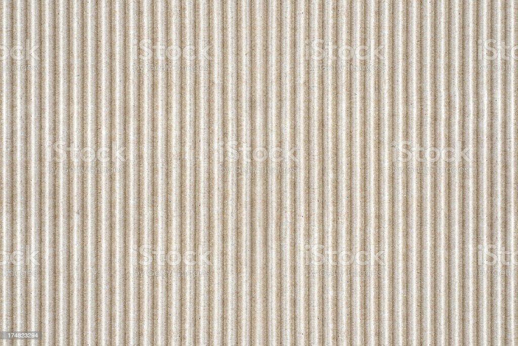 seamless corrugated cardboard royalty-free stock photo