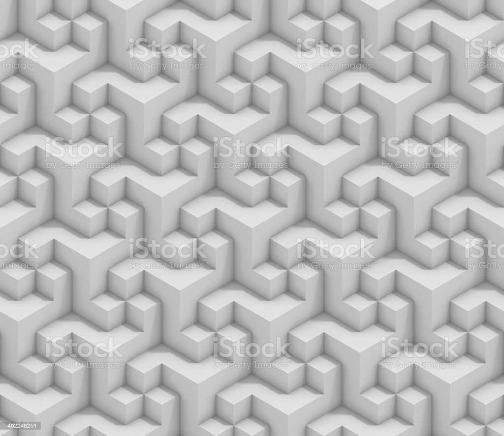 seamless cubical structure stock photo