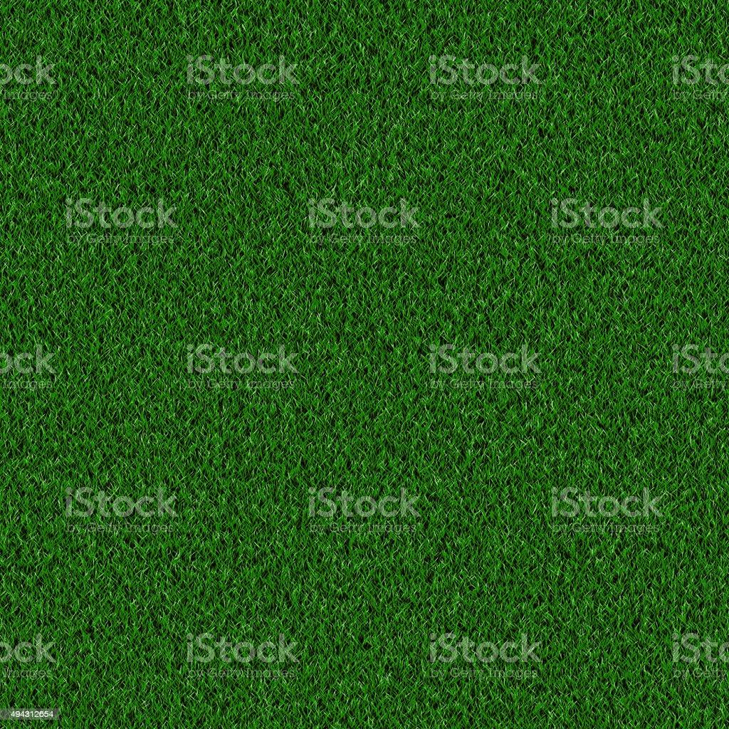 Seamless dark green grass digital texture stock photo