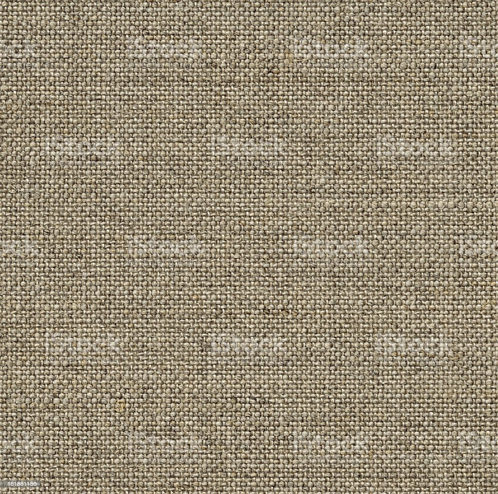 Seamless dark linen canvas background royalty-free stock photo