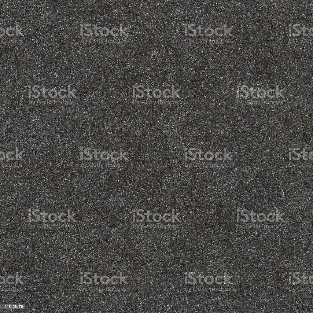 Seamless dark metallized paper background stock photo