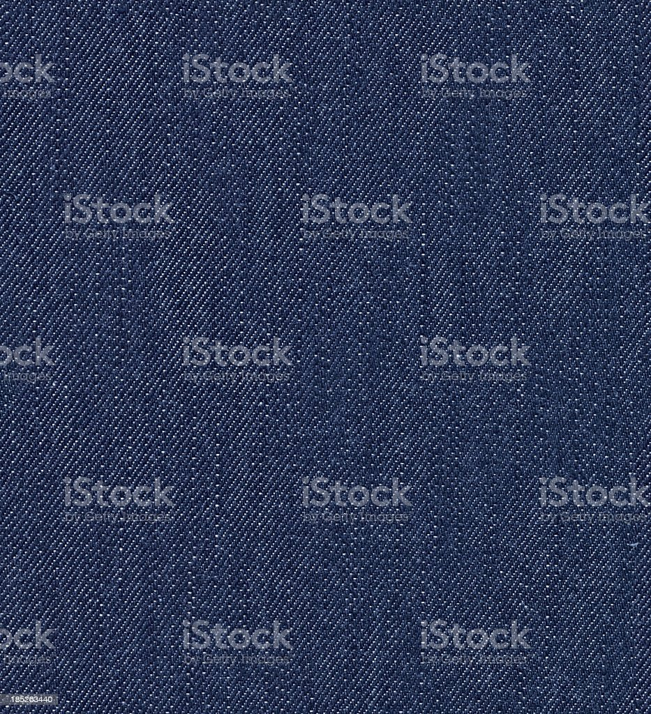 Seamless denim background stock photo