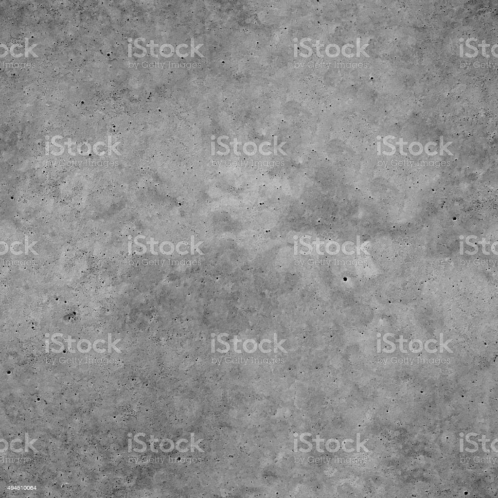 Seamless dirty raw stylish dark gray concrete wall pattern background stock photo